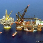 Heerema's Heavy Lift Vessel The Thialf