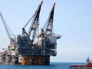 Lundin's Offshore Edvard Grieg Platform Topsides lifted Into Place
