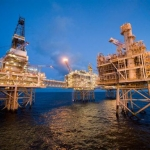Nexen's North Sea Oil Platform Buzzard