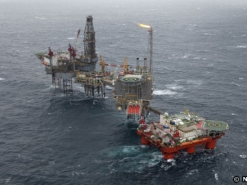 Nexen's North Sea Golden Eagle Platfrom