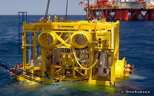 A OneSubsea Oil & Gas Solutuons