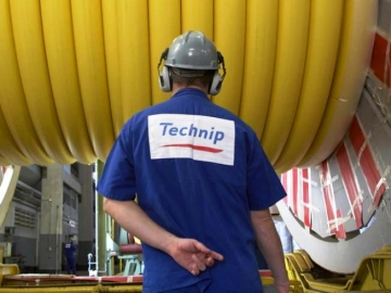 Technip Worker