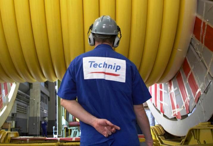 Technip Worker