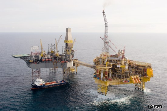 Total's Elgin Platform Shutdown Due To Hydrocarbon Release In 2013