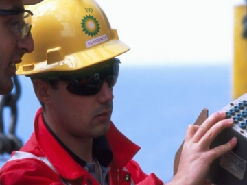 A BP Offshore Oil & Gas Worker -BP Cuts 4,000 Upstream Oil And Gas Jobs