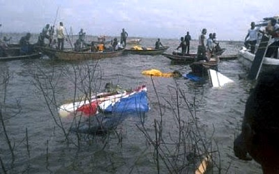 A Bristow's S-76 Offshore Helicopter Crashes In Nigeria Killing Six
