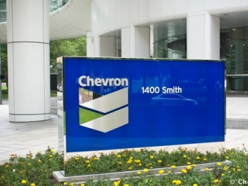 Chevron Head Quarters Huston, Texas