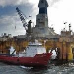 DOF Offshore Platform Supply Vessel The Skandi Stolmen