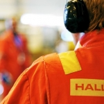 Halliburton Worker Norway