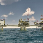 Maersk Oil Offshore Culzean Gas Field, North Sea