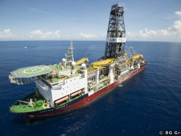 Odfjell Drilling, Deepsea Metro 1 Deepwater Drill Ship