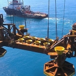 Statoil's Giant Johan Sverdrup, Reaches Its First Offshore Construction Milestone