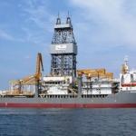 Transocean's Ultra-Deepwater Drillship Dhirubhai Deepwater KG2