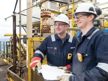 Amec Foster Wheeler Offshore Workers, North Sea
