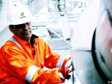 Bilfinger Salamis Insulating Foreman, Offshore North Sea