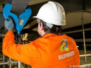 Billfinger Salamis Offshore Oil And Gas Worker