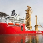 The Offshore Subsea Vessel, Ceona Amazon