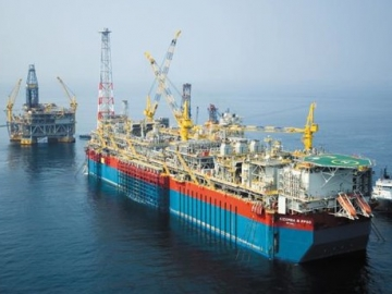 ExxonMobile's Offshore FPSO Erha North, Nigeria