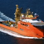 Ocean Installer Offshore Subsea Construction Support Vessel Normand Vision