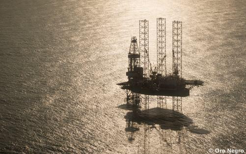Oro Negro Primus Offshore Jackup Drilling Rig