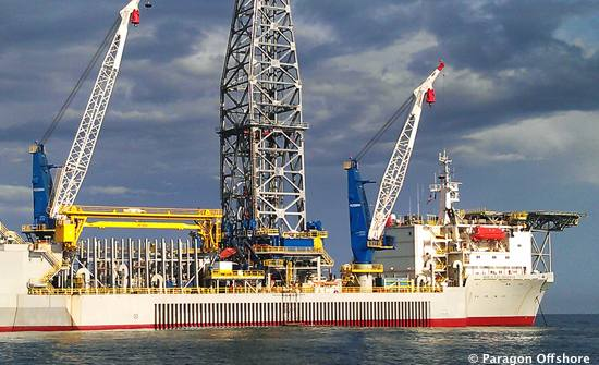 Offshore Drillship, Paragon DPDS3