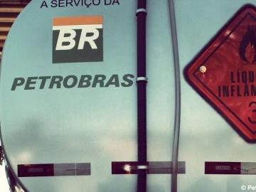 Petrobras Oil Tanker
