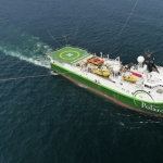 Polarcus Naila Offshore Seismic Survey Vessel
