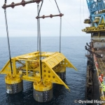 Installation Of The Offshore Statoil Subsea Infrastructure Åsgard