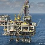 Statoil Offshore Oil Platform Peregrino A, Brazil