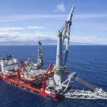 Subsea 7 Heavy Lift Pipe Laying Vessel The Seven Borealis Will Conduct The Offshore Work