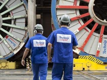Technip Offshore Subsea Workers
