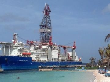 Deepwater Offshore Drillship The Titanium Explorer