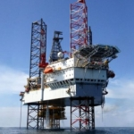 Offshore Jackup Drilling Rig, Atwood Orca