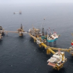 ConocoPhillips Offshore Ekofisk Platform, Norwegian North Sea