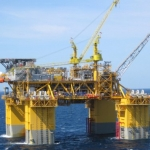 Murphy Oil's Thunder Hawk Offshore Semisubmersible Platform GoM