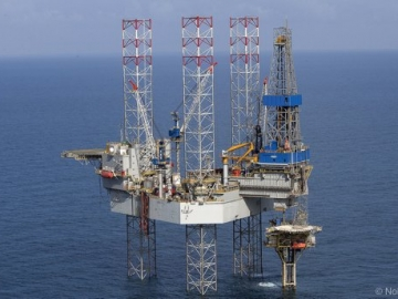 A Nobel Offshore Jack-up Drilling Rig