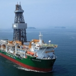 Offshore Deepwater Drill Ship, The Ocean Rig Mylos