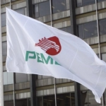 Pemex Office Flag