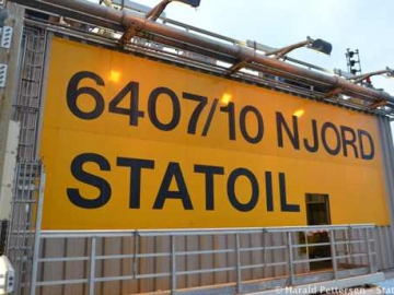 DEA Now Own A 30% Stake In Statoil's Offshore Njord Oil Field