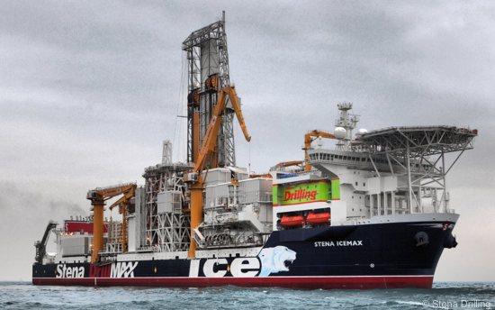 Stena Drilling Harsh Weather Drillship, Sten IceMAX