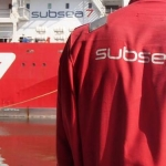 Subsea 7 Offshore Worker And Vessel
