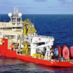 Technip Flexible-Lay Construction Vessel Deep Orient