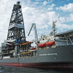 Ultra Deepwater Drillship The Transocean Deepwater Inspiration