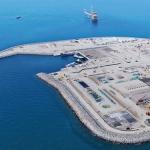 Part Of The Giant Offshore Upper Zakum Oil Developement