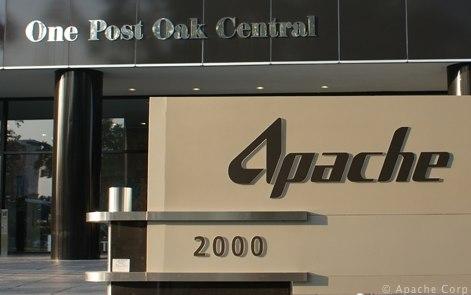 Apache Corporation Head Office, Houston, TX