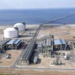 BG Group's LNG Facility At Idku, Egypt