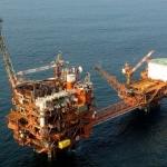 ENI Offshore Gas Platforms Congo