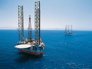 ENI Offshore Drilling Operations Egypt