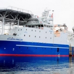 Fugro's Offshore Subsea Construction & Inspection Vessel Atlantis Dweller