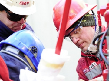 KCA Deutag Offshore Oil And Gas Drilling Crew